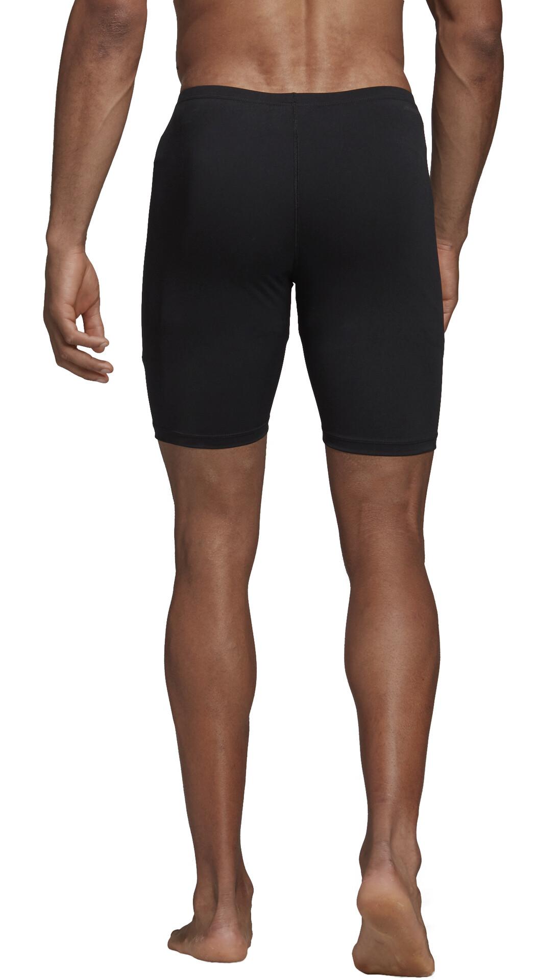 386f6051 adidas Pro Solid Swimming Jammers Men black/white | Gode tilbud hos ...